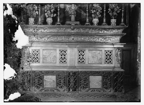Photo: Altar at 11th Station of the Cross in Church of Holy - In Station Store Watch Coupon