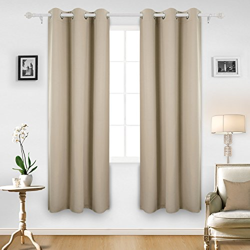 Deconovo Darkening Insulated Blackout 42x84 inch product image