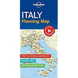 Italy Planning Map (Travel Guide)