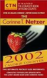 The Corinne T. Netzer 2002 Calorie Counter, Corinne T. Netzer, 0440236762