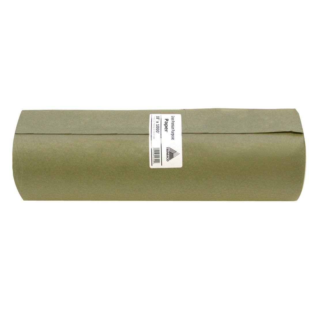 Trimaco Easy 18-inch x 1000-feet Green Premium Masking Paper by Trimaco
