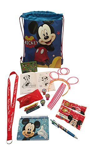 Magical Adventure Park Packs Official Disney World Autograph