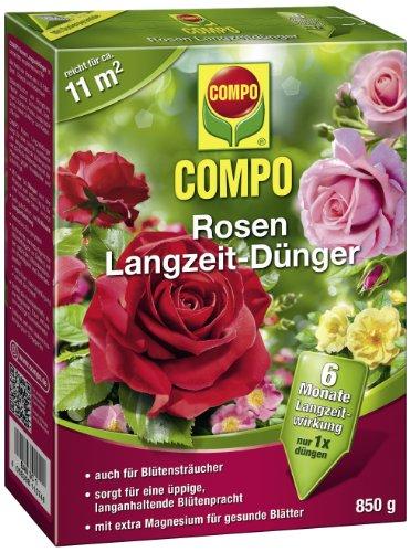 Compo 21574 Rosen Langzeit Dünger 850 g
