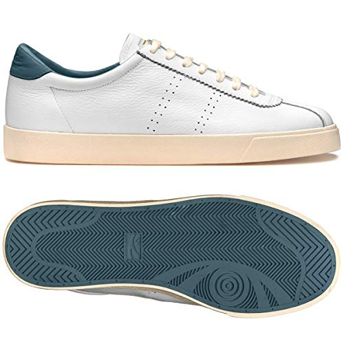 – Adulto Blue Comfleau Dk Sneaker Superga Petrol Unisex 2843 Owzqx1I