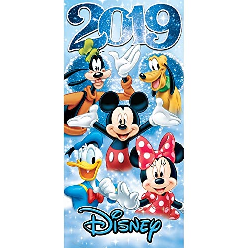 Disney Jerry Leigh Star Fun Pals Mickey Minnie 28x58 Beach Towel (Best Bath Towels 2019)