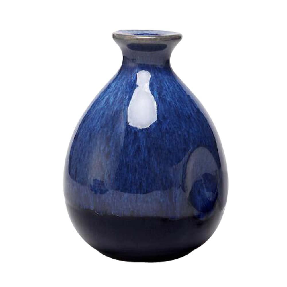 East Majik Used as a Vase//Jardiniere Sake Set Sake Bottle Ceramics Flagon Wine Pot
