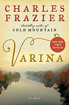 Varina by [Frazier, Charles]
