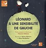 """Afficher """"Léonard a une sensibilité de gauche"""""""