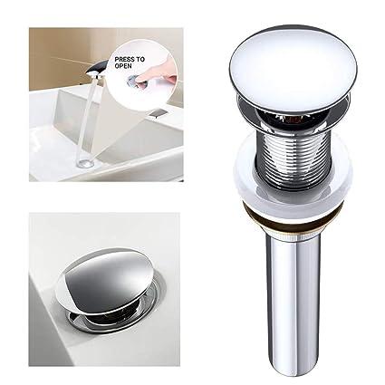 Econnect Waschbecken Waschbecken Modernes Design Chrom Runde