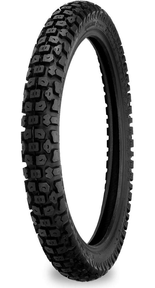 SHINKO 244 DUAL SPORT TIRE FRONT/REAR 3.00-18 L 4333045592