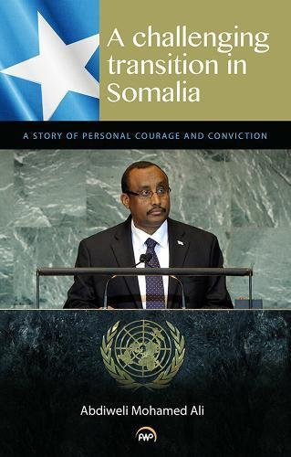 Read Online A Challenging Transition in Somalia ebook