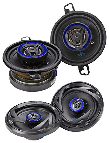 Car Speakers Autotek - (2) AUTOTEK ATS653 6.5