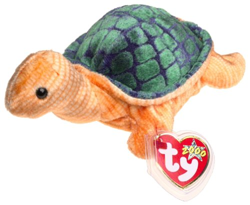 Peek A-boo Turtle (Ty Beanie Babies Peekaboo the Turtle)