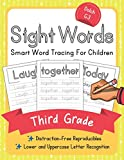 Dolch Third Grade Sight Words: Smart Word Tracing For Children. Distraction-Free Reproducibles for Teachers, Parents and Homeschooling (Dolch Sight Words Mastery)