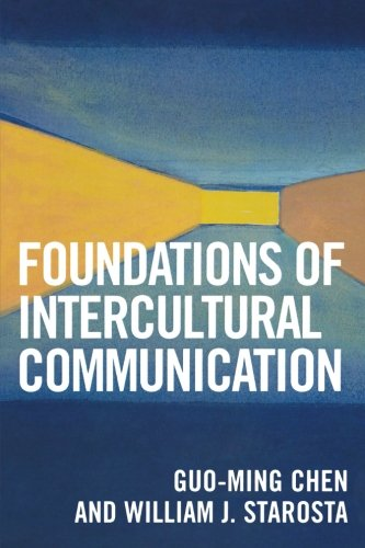 Foundations Of Intercultural Communication