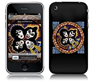 MusicSkins, MS-KISS20001, KISS - Rock And Roll Over, iPhone 2G/3G/3GS, Skin