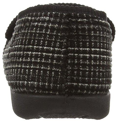 Maverick By Spot OnX2034 - Zapatillas de Estar Por Casa hombre negro - negro