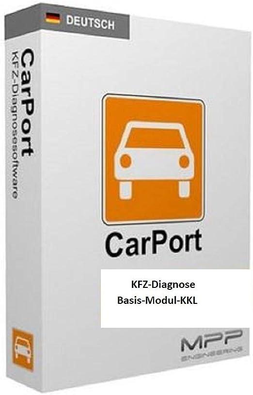 Carport Diamex Basis Modul Kkl Diagnose Software Für Vw Audi Seat Skoda Von 1996 Bis 2004 Auto