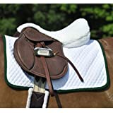 Intrepid International Small Quilted Baby Horse Saddle Pad