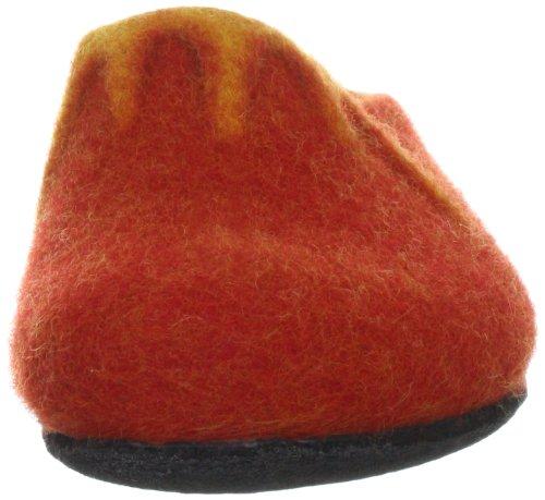 MagicFelt AL 718 Unisex-Kinder Pantoffeln Rot (red 4808)