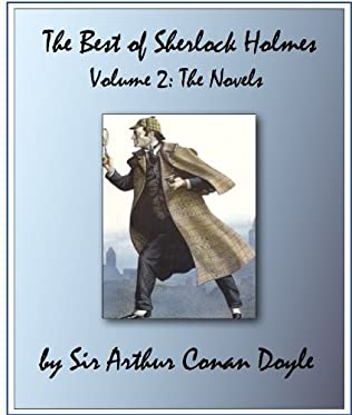 book cover of The Best of Sherlock Holmes