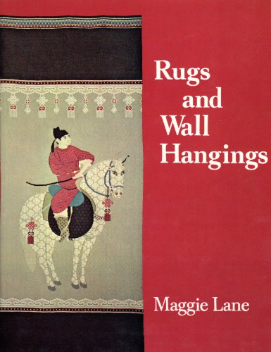 Rugs And Wall Hangings By Maggie Lane  Photographs By Lans Christensen  1976  Hardcover