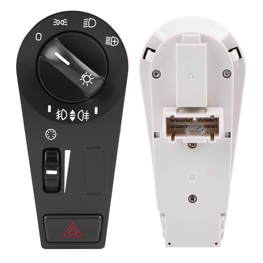 Duokon Pulsante di Controllo della Lampada del Faro per Volvo Truck FH12 FM VNL 20942844 20466302