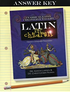 Amazon latin alive book two teachers edition latin edition latin for children primer b key fandeluxe Image collections