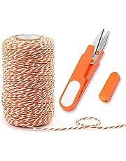 100m Cotton Cord Soft Cotton Rope