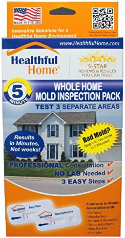 Healthful Home Whole Mold Inspection product image