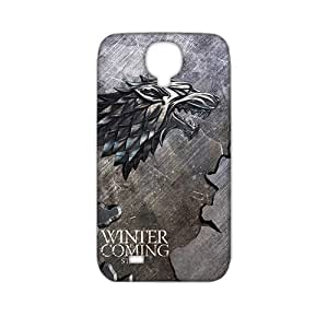 Winter coming bald eagle map 3D Phone Case for Samsung Galaxy s4