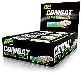 Muscle Pharm Combat Crunch Bars, Birthday Cake, 12 Count, Net Wt. 26.67 Ounce