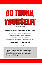 Go Thunk Yourself! Self-Help Techniques (English Edition)