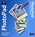 Software : PhotoPad Photo Editing Software - Edit, Crop, Rotate, Touch-up or Apply Effects [Download]