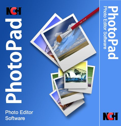 PhotoPad Photo Editing Software - Edit, Crop, Rotate, Touch-up or Apply Effects [Download] by NCH Software