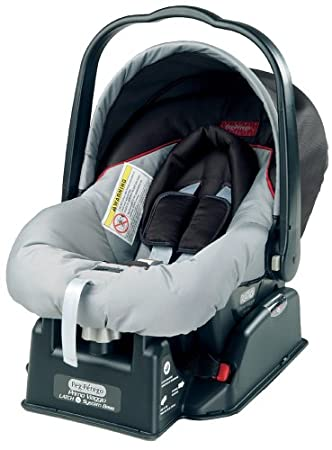 Peg Perego Primo Viaggio Car Seat Infant Carrier With LATCH Base