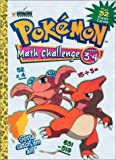 Math Challenge Grade 3-4, Golden Books, 0307306135