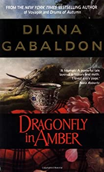 Dragonfly in Amber 0440215625 Book Cover