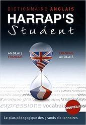 Dictionnaire anglais-français, français-anglais Student