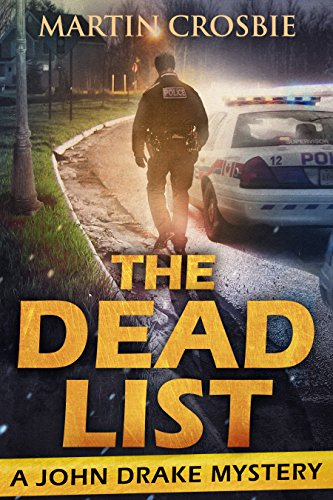 Book: The Dead List (A John Drake Mystery) by Martin Crosbie