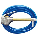 Milton (S-157) Siphon Spray-Cleaning Blow Gun & Hose Tubing Kit - Made For Use with Liquids - 150 PSI