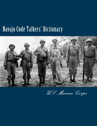 Navajo Code Talkers' Dictionary pdf