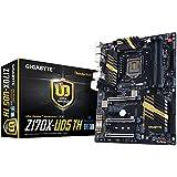 Gigabyte GA-Z170X-UD5 TH Intel Z170 ATX - Placa base (DDR4-SDRAM, DIMM, 2133,2400,2666,2800,3000,3200,3300,3333,3400,3466,3600,3666,3733,3800 MHz, Intel, Celeron,Core i3,Core i5,Core i7,Pentium, SATA)