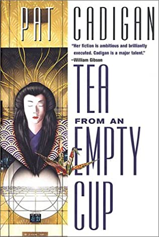 book cover of Tea from an Empty Cup