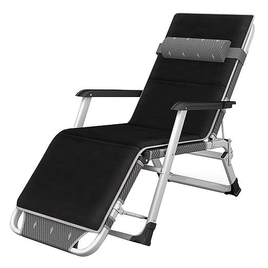 Rocking Chairs MEIDUO Tumbona balancín de jardín Plegable ...