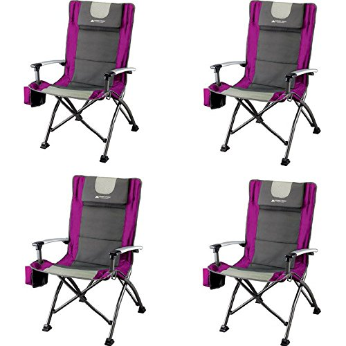 Ozark Trail Ultra Folding Fuchsia