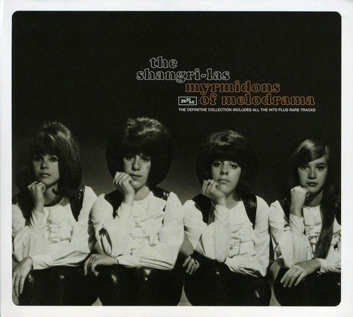 Myrmidons of Melodrama: Definitive Collection