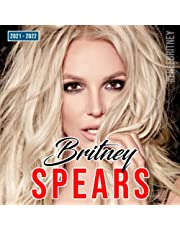 Britney Spears Calendar 2021-2022: Hilarious and Kick-Ass Graphics in 16-Month Monthly Planner