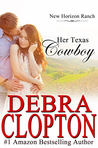 She needed someone to love her and never let her go…but she's afraid…This is bestselling author Debra Clopton at her best: Her Texas Cowboy (New Horizon Ranch: Mule Hollow Book 1)  is free in today's Kindle Daily Deals!