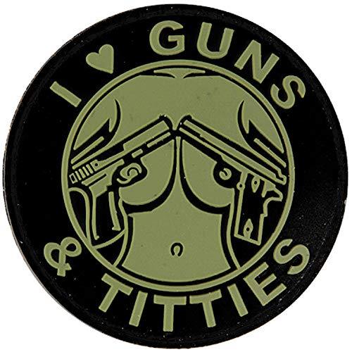 UK Arms PVC Rubber